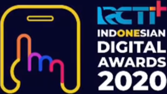 RCTI+ Indonesian Digital Awards