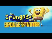 The SpongeBob movie logo