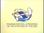 Vestron Video Laserdisc Another Side