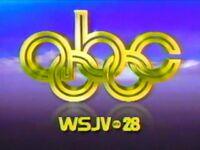 WSJV ABC Olympic ID 1988