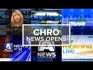 CHRO-TV (The New RO, A-Channel, -A-, CTV2 Ottawa) News Opens-2