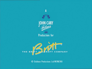 John Cary and Britt Allcroft