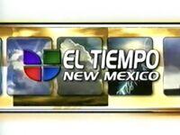 Kluz el tiempo univision nuevo mexico package 2004