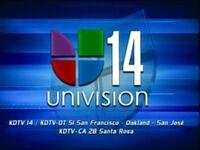 Univision 14 ID 2001