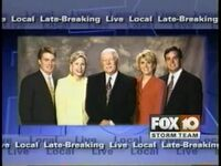 WALA FOX 10 Storm Team 2000