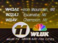 WLUK 1987 ID