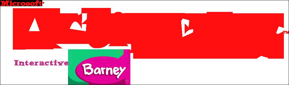 Microsoft ActiMates Interactive Barney