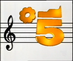 Canale 5 1989