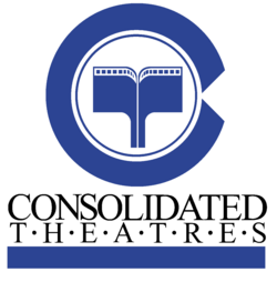 Consolidated Theatres in Charlotte, NC Logo in Vector.png