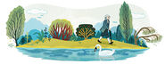 Google JJ Rousseau's 300th Birthday