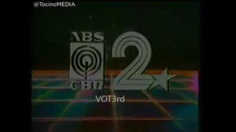 ABS-CBN Station ID 1987