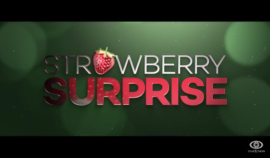 Strawberry Surprise
