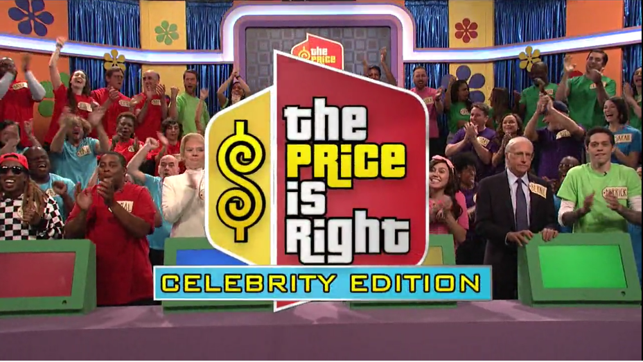 The Price is Right Celebrity Edition