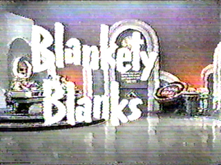 Blankety Blanks (1975 game show)
