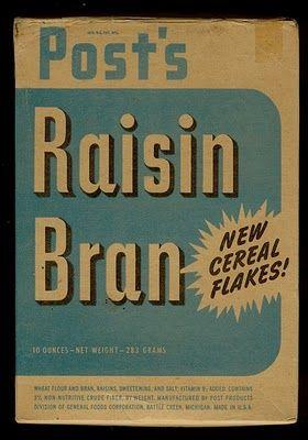 Raisin Bran (Post)