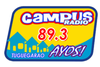 Campus Radio 89.3 Tuguegarao Logo 2009.png