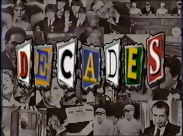 Decades (TV series)
