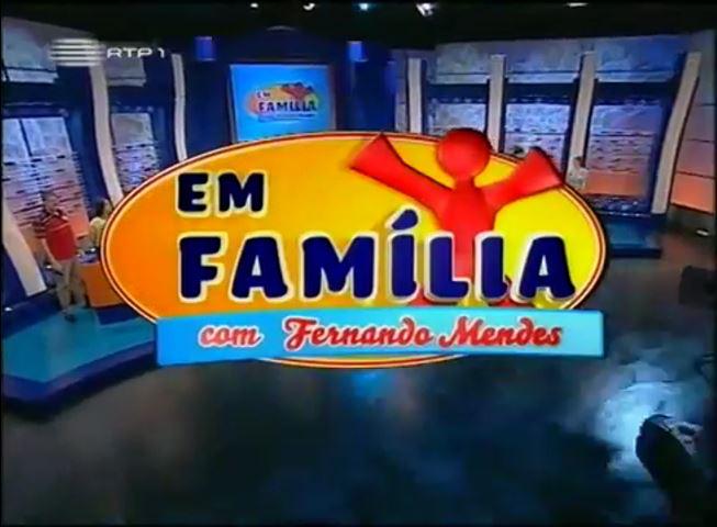 Em Família com Fernando Mendes