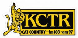 KCTR Cat Country FM 102.9 AM 970.jpg