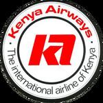 KenyaAirlines 19??