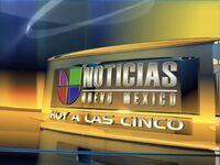 Kluz noticias univision nuevo mexico 5pm package 2006