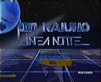 TG1 Linea Notte RaiUno