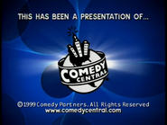 Comedy Central Productions 1999