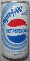 Diet Pepsi-Cola 1970