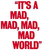 It's a Mad, Mad, Mad, Mad World Logo