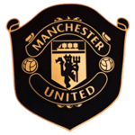 Manchester United FC logo (2019-2020, home)