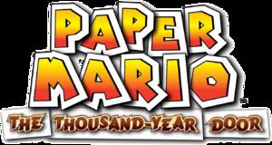 Paper Mario The Thousand Year Door logo.png