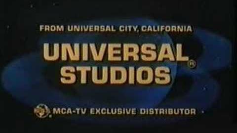 Universal Television Logo (1972-A)