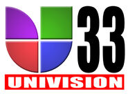 Univision-33-logo