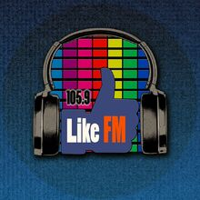 105.9 Like FM Logo 2018