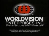 1991-1994 Worldvision logo