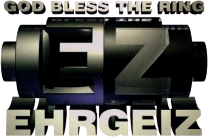 Ehrgeiz: God Bless the Ring