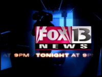 Fox 13 Memphis Tonight at 9:00 (1998-2003)