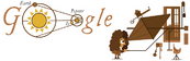 Google 340th Anniversary of the Determination of the Speed of Light (Version 2)