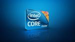 Intel core logo 2009