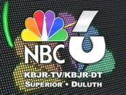 KBJR-TV's NBC 6 Video ID From June 2006