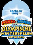 Logo NL - Mario & Sonic Wii U