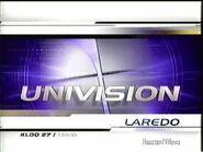 Univision laredo 10pm package 2002