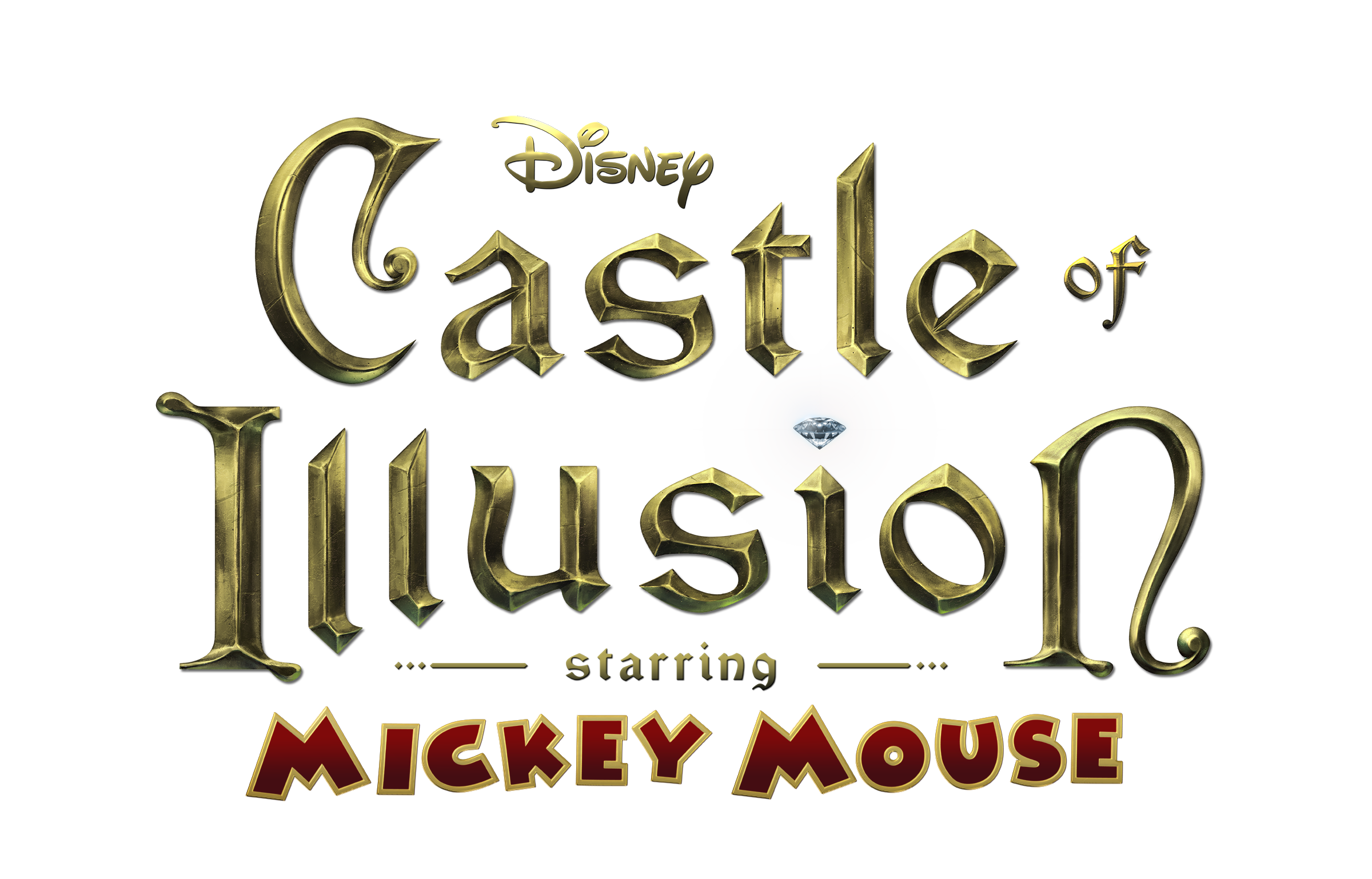 Castle of Illusion Staring Mickey Mouse (2013)