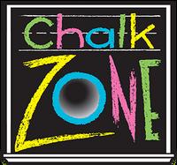 ChalkZone logo without Rudy