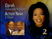 Oprah and Action News WSB 1999