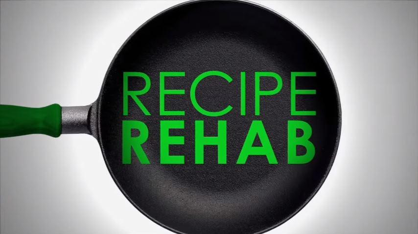 Recipe Rehab