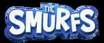 Smurfs 2021 English version logo