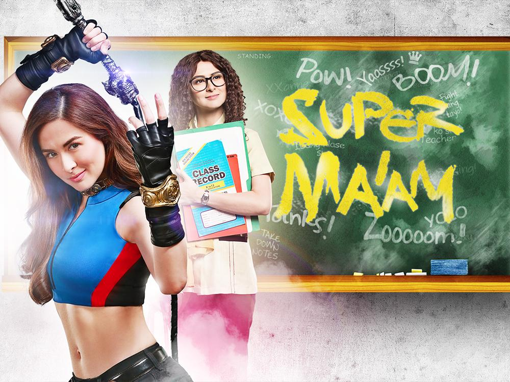Super Ma'am