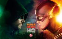 TV5 Monday Super Hero HQ Test Card