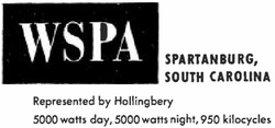 WSPA Spartanburg 1946.png